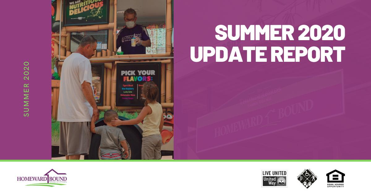 Summer 2020 Update Report